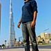 I'm taller than the Burj! by modenadude
