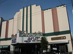 Presidio Theatre - 2340 Chestnut Street, San Francisco