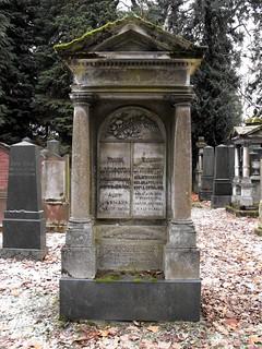 Grave of Ida Goldschmidt, nee Livingston (1863-1933) - Travel Writer