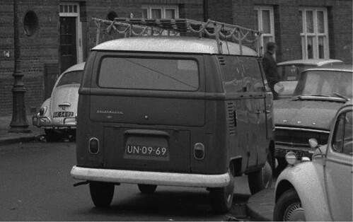 UN-09-69 Volkswagen Transporter T1
