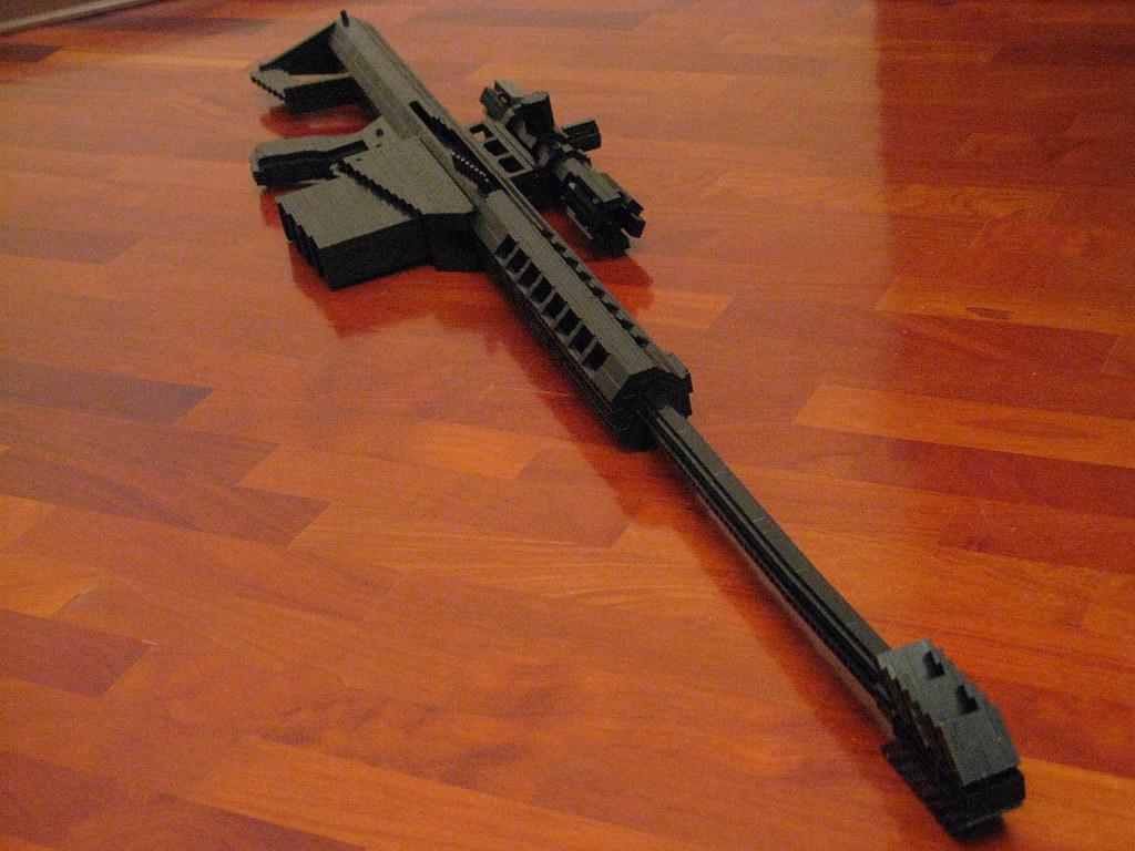 BARRETT M82A1 Almost ready!