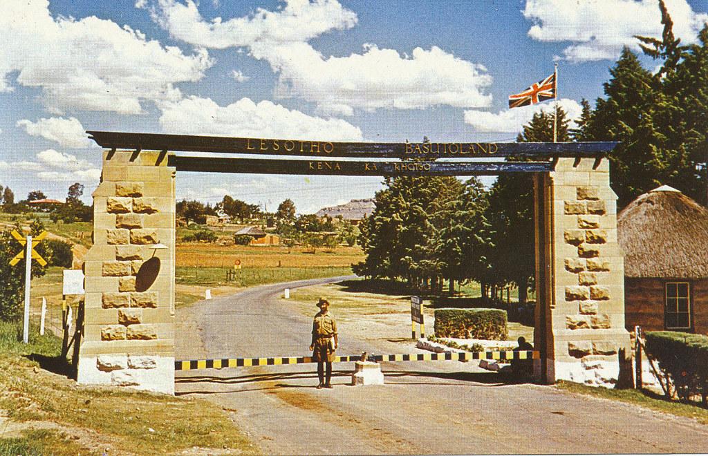 Maseru Map Lesotho Mapcarta - maseru map