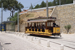 Trams de Sintra (Portugal)