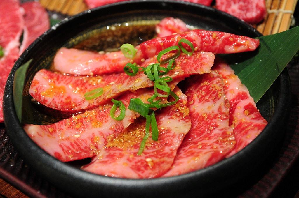 老乾杯 - 烤肉醬後腹肉 NT$480
