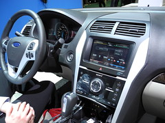 automobile, vehicle, steering wheel, ford motor company, ford, land vehicle,