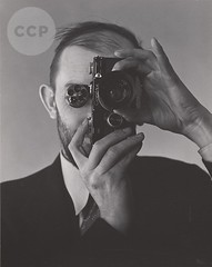 Ansel Adams (After He Got a Contax Camera), by Edward Weston 1936