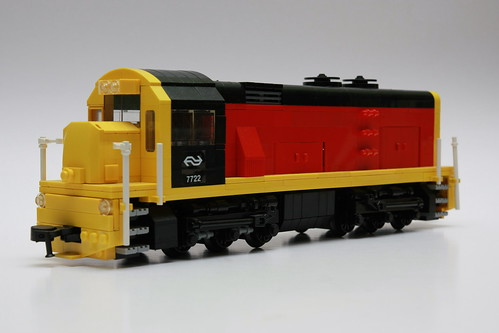 New Zealand DX locomotive