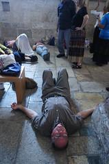 耶路撒冷街头人文-最后的晚餐