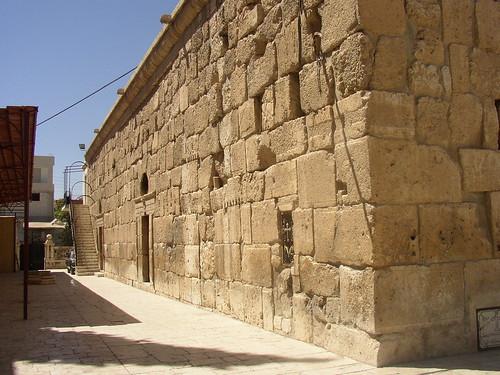 church used syria yabroud