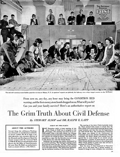 1952 ... civil defense is a mess!