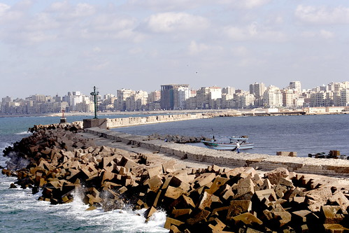 ALEXANDRIA CITY, EGYPT
