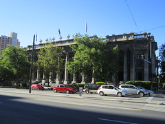 See the base of rulership at Parliament house - Things to do in Adelaide