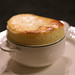 goat cheese souffle