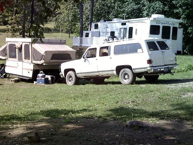 CAMPING AT SENECA LAKE | Flickr - Photo Sharing!