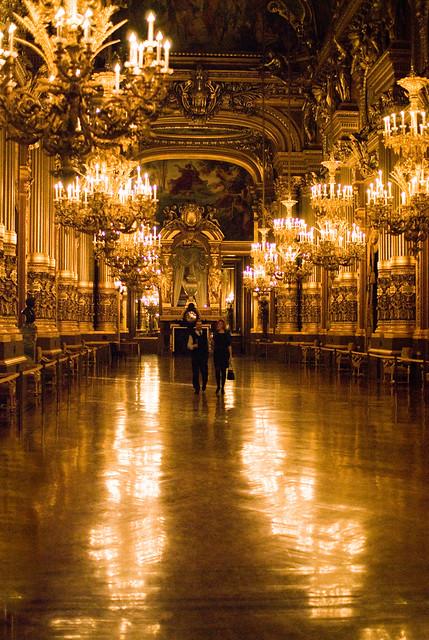 Home Le Foyer : Le grand foyer de l opéra garnier flickr photo sharing