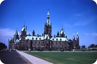 Canadian building