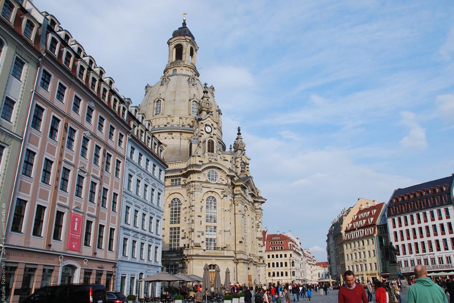 Dresden, Ostern 2014