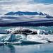 Jökulsárlón - Glacier Lagoon by Maximilian Kauß