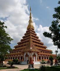 Wat Si Nong Waeng (พระมหาธาตุ วัดหนองแวง)