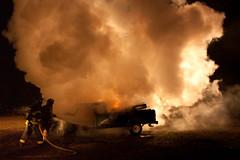 smoke, fire, explosion,