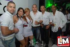 White Party @ moccai