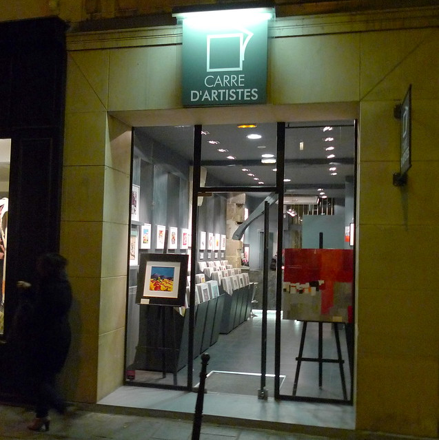 galerie d 39 art carr d 39 artistes quartier du marais paris ive fr75 flickr photo sharing. Black Bedroom Furniture Sets. Home Design Ideas