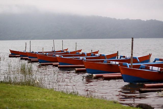 Brantan Lake, Bedugul, Bali