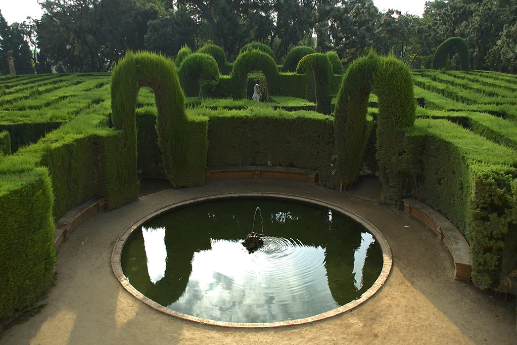 1566 - Parc del Laberint d'Horta