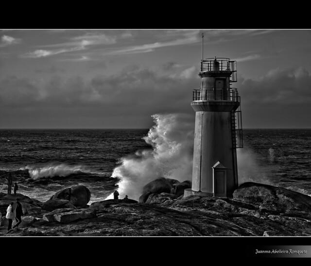 O furor dos temporales