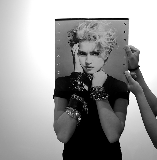 sleeveface: madonna
