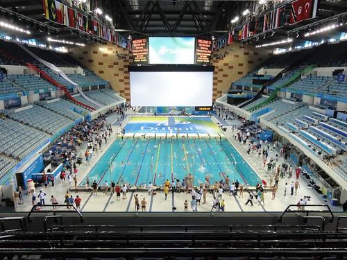 swimming dubai cc unitedarabemirates svimjing dubai2010 2012resolution hamdanbinmohammedbinrashidsportscomplex