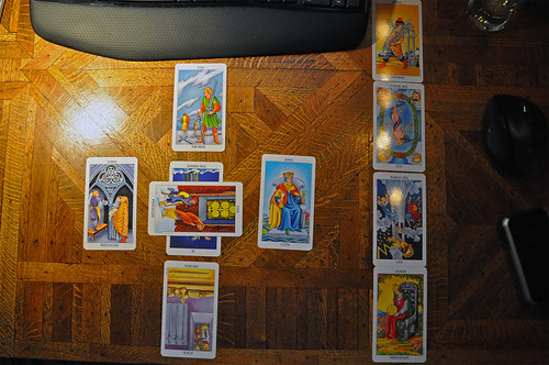 5261931611 0a3701d4e5 How can I use regular cards as tarot cards?
