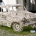 Crochet Car by baldheretic