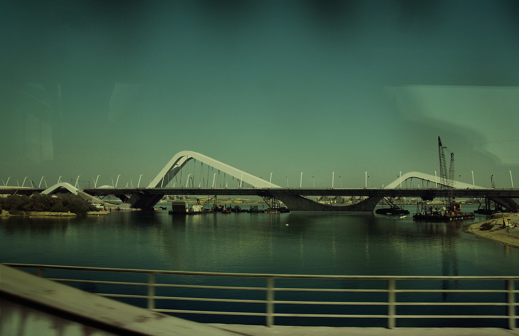 Sheikh Zayed Bridge Checkonsite Com