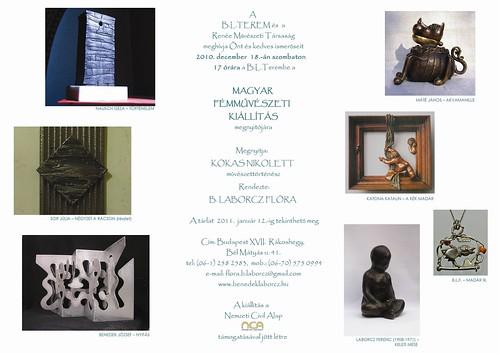 Magyar fémművészeti kiállítás