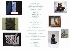 2010. december 11. 11:45 - Magyar fémművészeti kiállítás