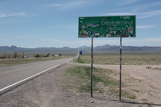 Attraction Review: Extraterrestrial Highway