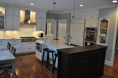Show me your kitchens with 9ft ceilings for 9 ft ceilings kitchen cabinets