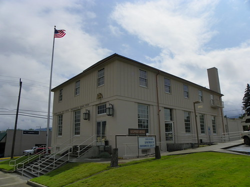 U.S. Post Office, Grangeville, ID