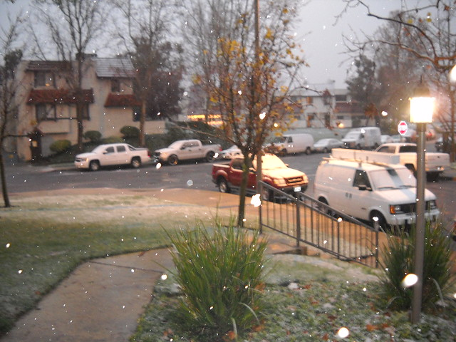 snow machine los angeles