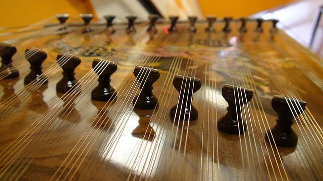 Iranian Santoor Music | myideasbedroom.com