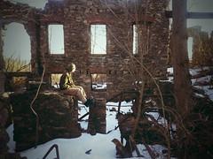 Introspective ruins