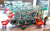 Minifig production line