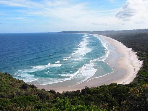 Tallow Beach Byron Bay (Australia 2010)