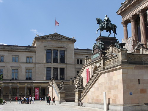 Neues Museum, Museumsinsel, Berlin