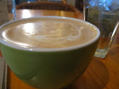 Coffee at the Sleeping Lady