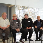 ..... Al Alcorn, Donald Knuth, Steve Wozniak, Max Mathews and Francis Allen