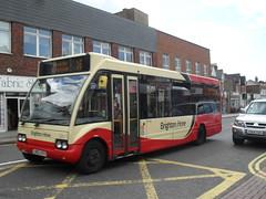 vehicle, optare solo, transport, mode of transport, public transport, minibus, tour bus service, land vehicle, bus,