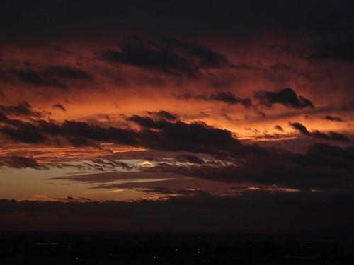 sunset sunsets ruraljapan