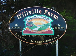 Carlingford- Willville- Willville Farm- sign- DSCF9991